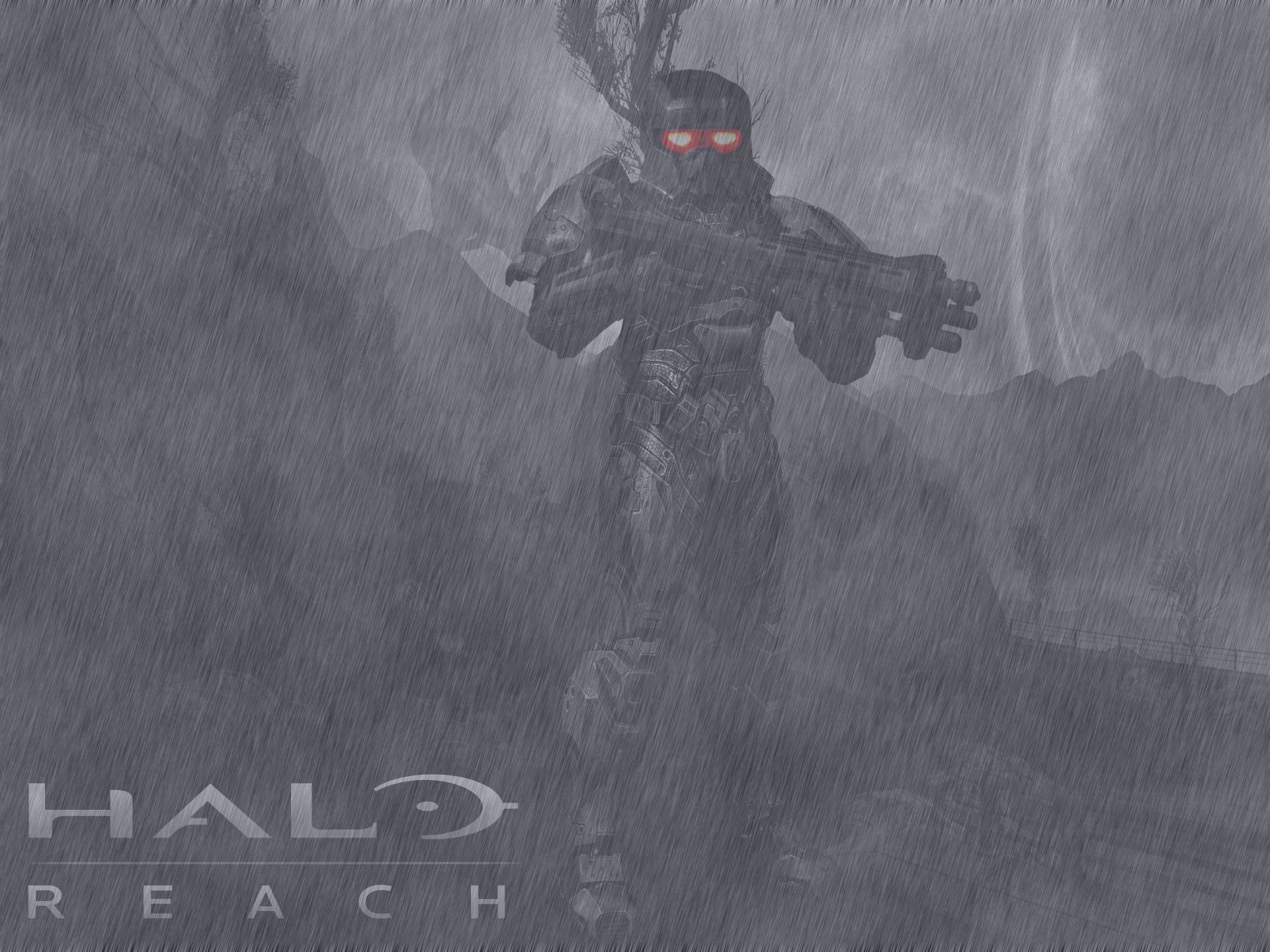 Halo Reach Dark Spartan