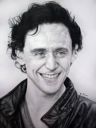 Tom Hiddleston by Natasha-Kinaru