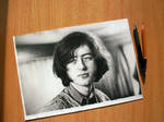 Jimmy Page Drawing Painting Oil Painting Tutorial