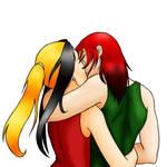 Kiss me, Love