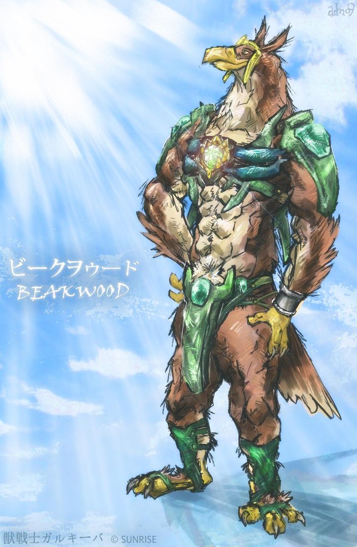 Wild Knights Gulkeeva Anime Furtopia Family Friendly Furry