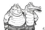 More Croc Bandits