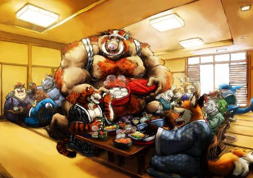 A Great Big Banquet