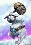 Commission: Bearmaster