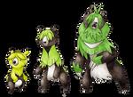 Bear Grass Starters -old-