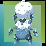 Freezyphus, Frost Beetle Fakemon