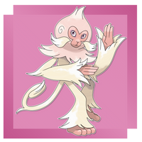 Psimian, Awareness Fakemon