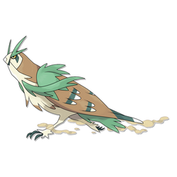 Final Rowlet Evolution: Puerrowl