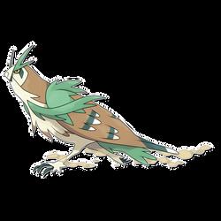 Final Rowlet Evolution: Puerrowl