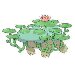 Hippadrift, Hippo Fakemon