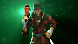 Cyborg-Vigilante new profile picture by Coriky