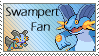 Swampert Stamp by Swamperts