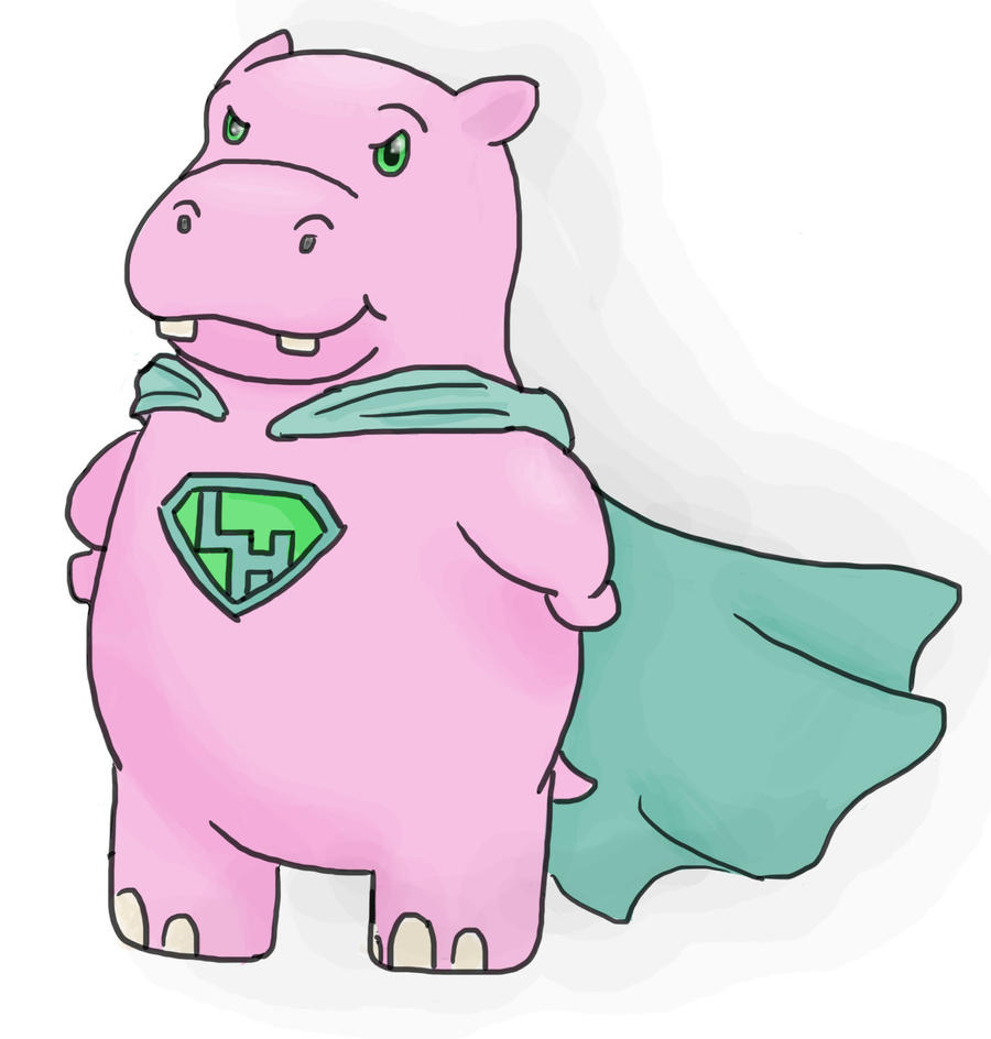 hippo hero by dafthappiness on deviantart