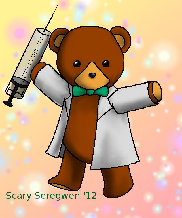Dr. Jean-Paul by ScarySeregwen