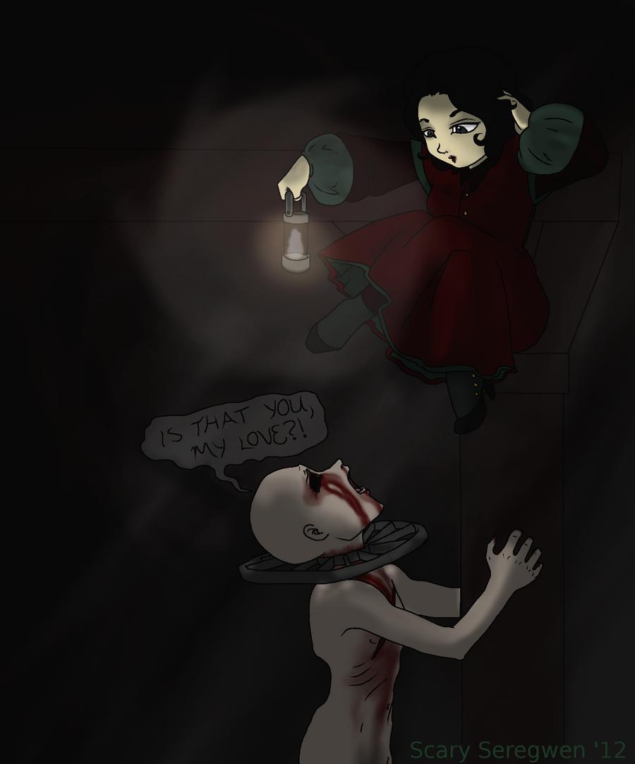 Where did you go? by ScarySeregwen