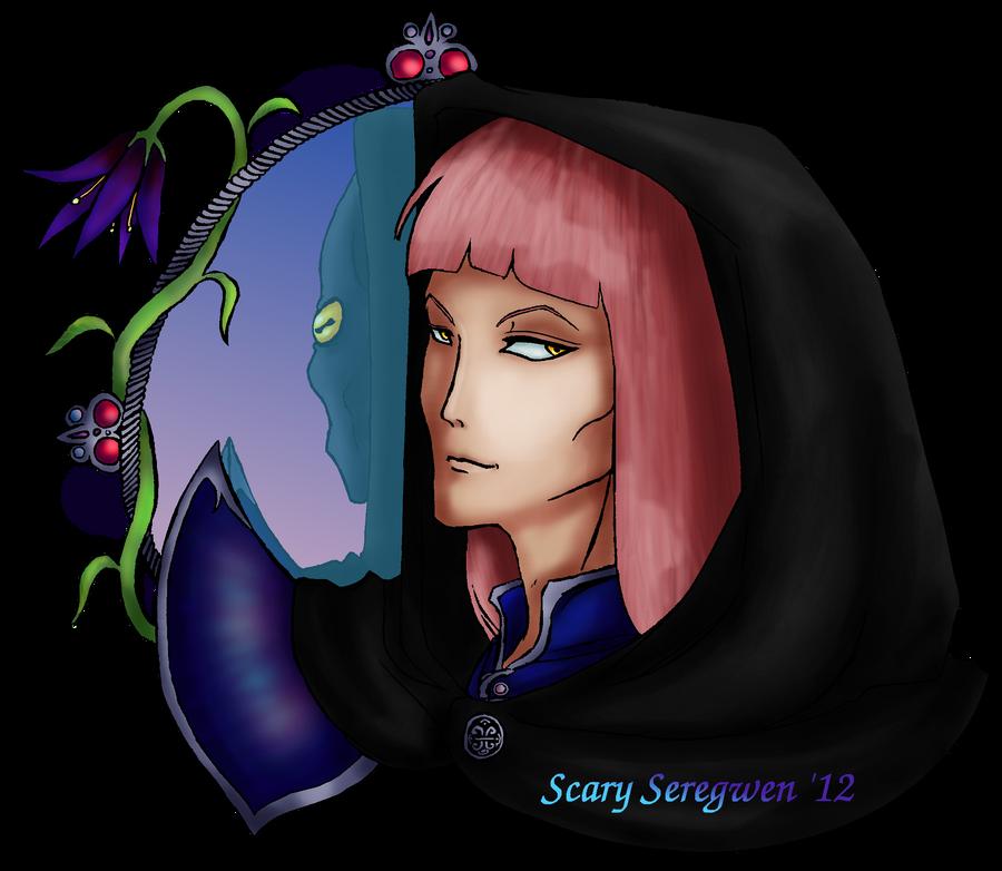 Doppelganger by ScarySeregwen