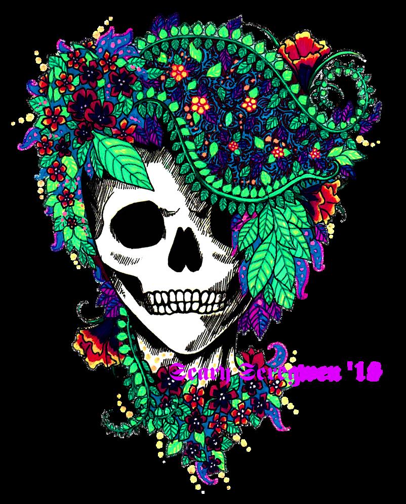 Some Skulls Like Embellishment by ScarySeregwen