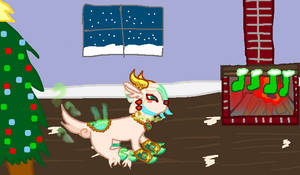 pp secret Santa gift : Merry Christmas Jahpan!
