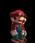 Mario Sprite (KOF XIII style) by Nighteba