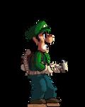 Luigi Sprite by Nighteba