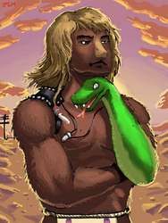 What doth life?(Xavier the Renegade Angel)