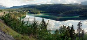 Yukon 05 Emerald Lake