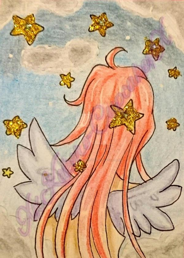 Angel Stars by XxKokoroCupcakexX