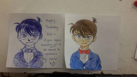 Happy Birthday Conan