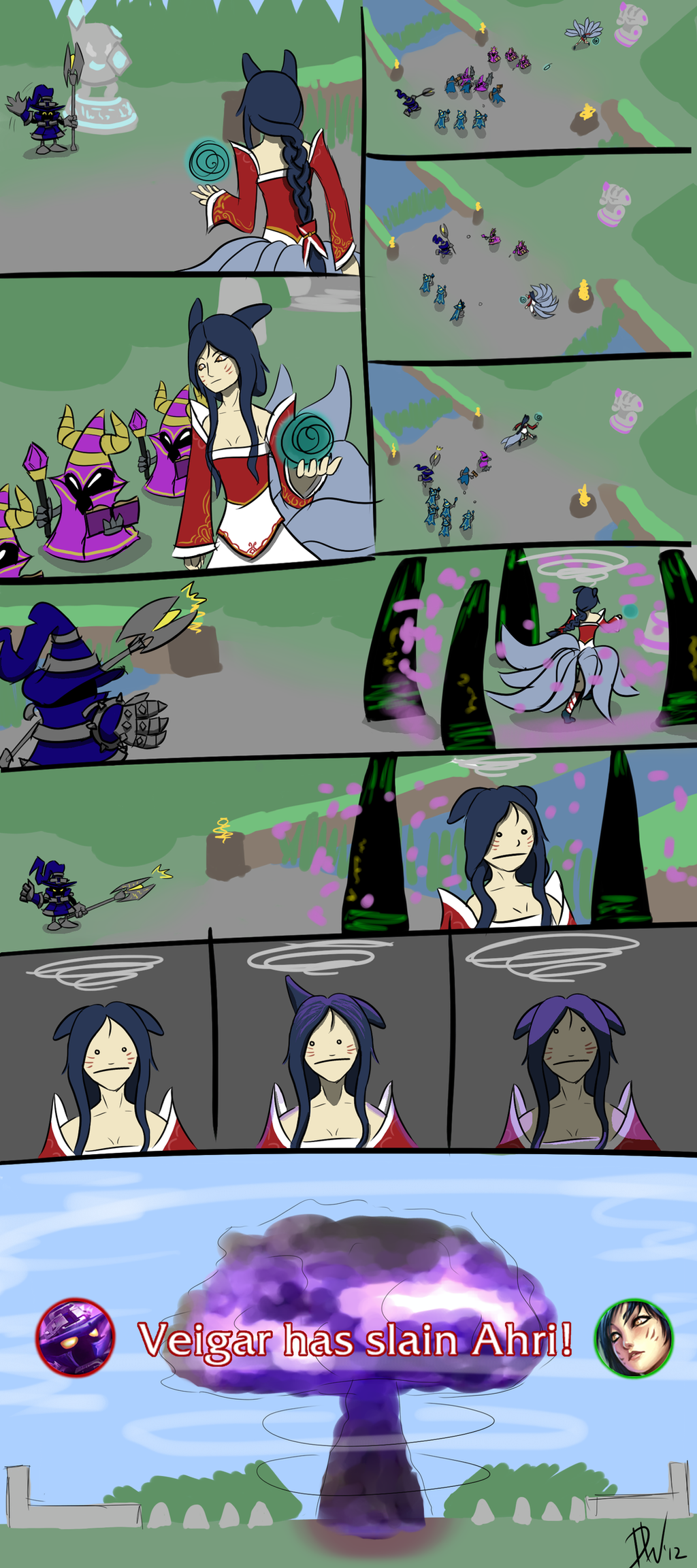 Veigar scares me by Dave-White