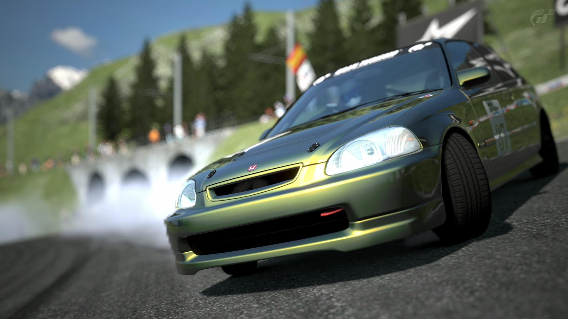 Honda Civic VTi-R Drift by Galactic-Rev on DeviantArt