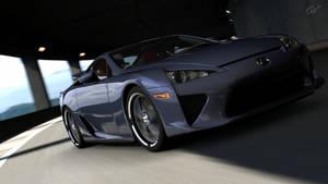 Lexus LFA '10