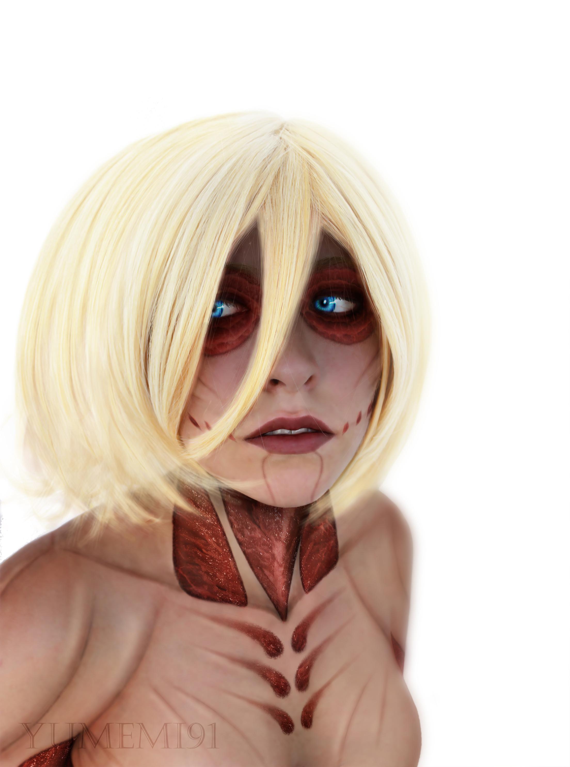 Female Titan by Yumemi91