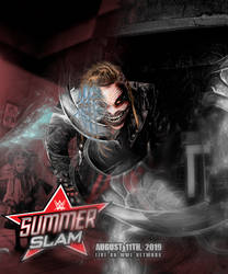 [POSTERIZED] WWE Summerslam 2019