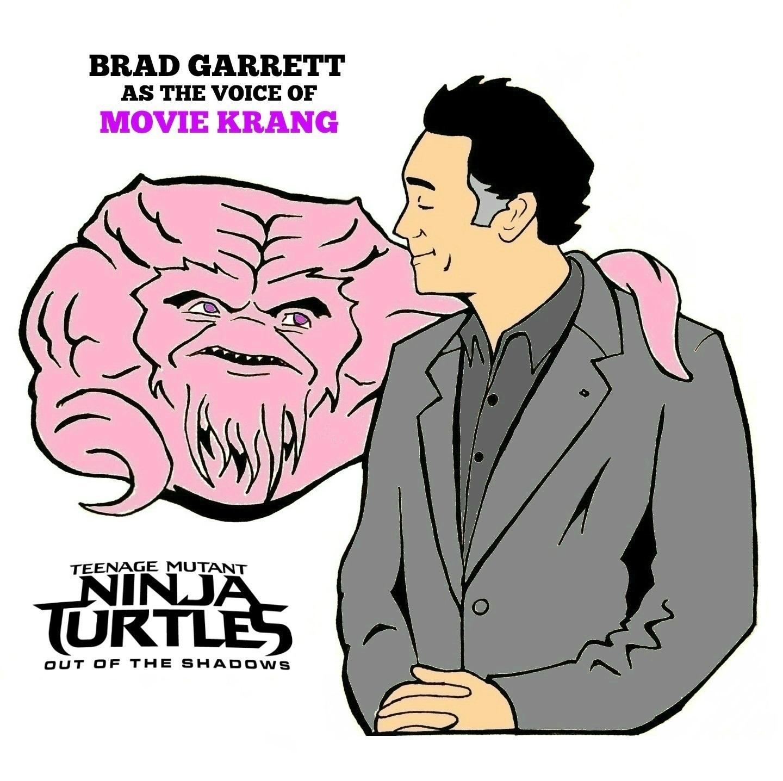 Brad Garett Tour