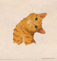 Mew? by QuietLittleLeaf