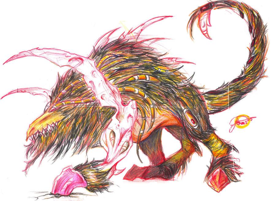 Felhunter Prowl by jessyr