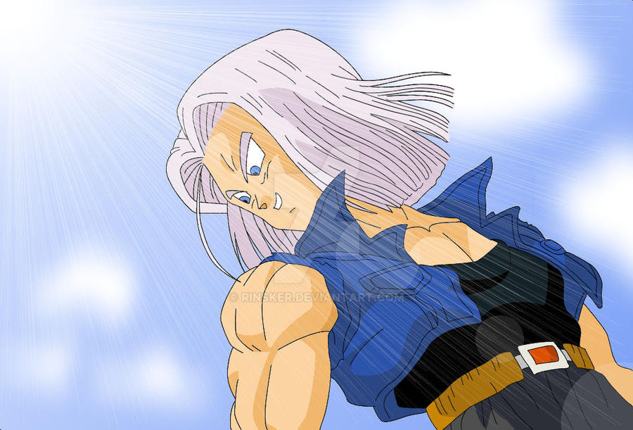 Trunks, Bojack Unbound by RinskeR on DeviantArt