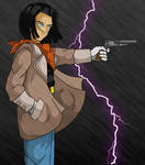 Weekly Drawing: Android 17