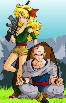 Weekly drawing: Launch and Tien