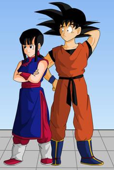 Weekly Drawing: Goku's Family 2