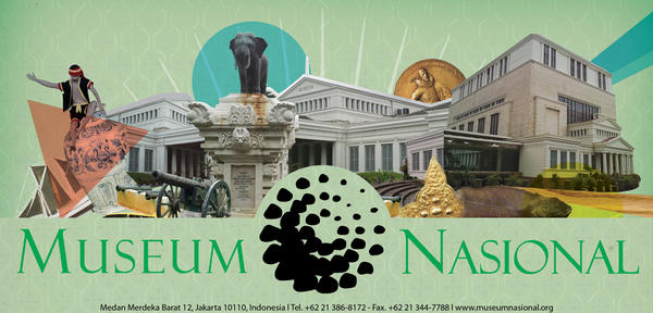 sticker MUSEUM NASIONAL by biruputih