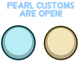 Pearl Customs [CLOSED] by dorklings