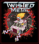 Twisted Metal Colors