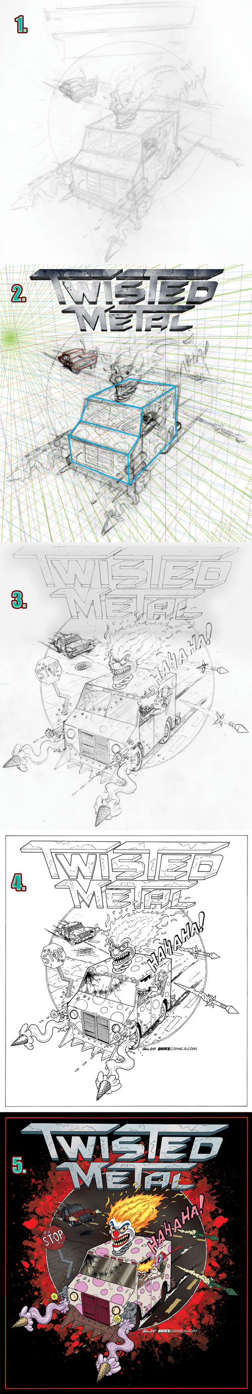Twisted Metal Walkthrough