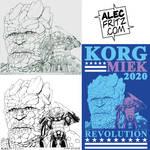 Korg Miek 2020 Process