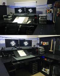 Current Work Setup