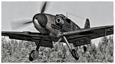 G-6 Landing by HajaVaikutus