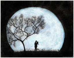 Under the moon of love by Ethel-Crowley
