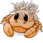 Nemone Crab