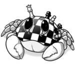 Chess Crab